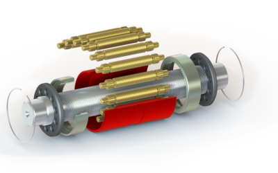 Rollvis | Design, Manufacture and Marketing of Satellite Roller Screws